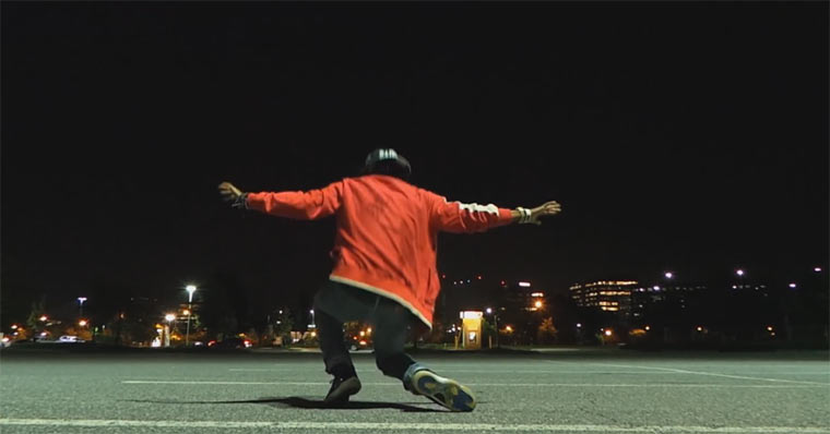 Beat It Dubstep Dance