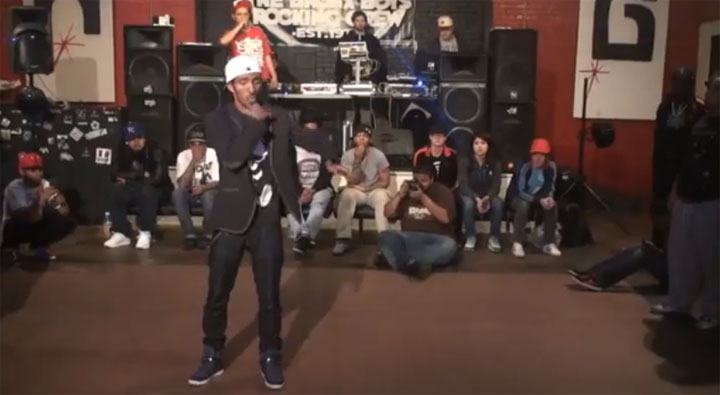 Marquese Dubstep Dance