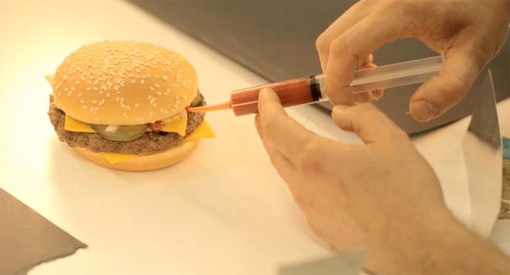 McDonalds: Wie Werbeburgermotive entstehen
