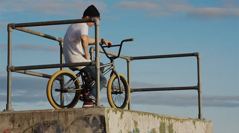 BMXing: Mike Curley Summer 2013