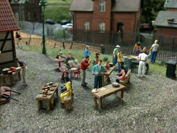 Besuch im Miniatur-Wunderland Hamburg