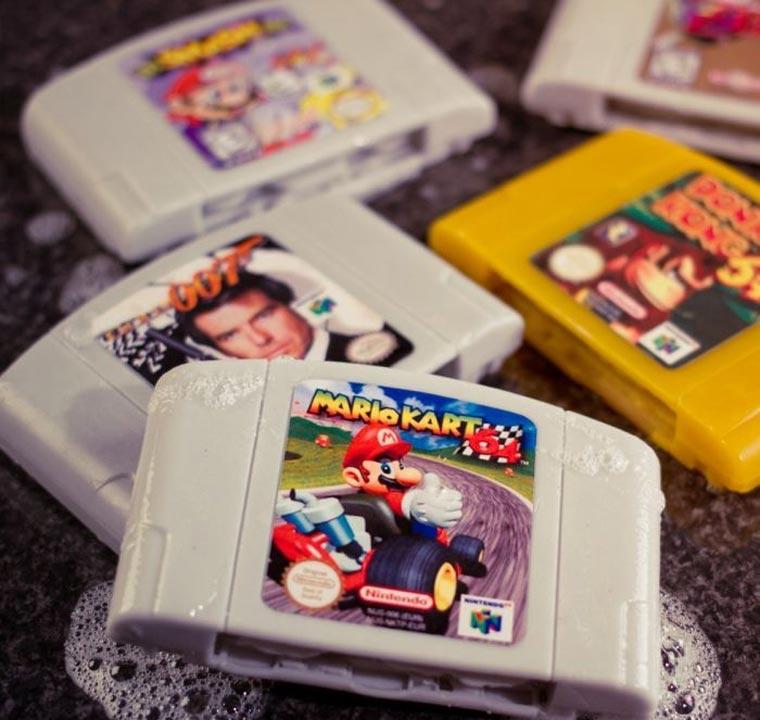 Nintendo 64-Seife