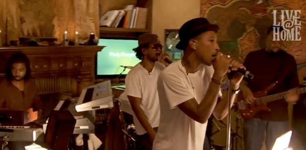 N.E.R.D. Live@Home Videokonzert