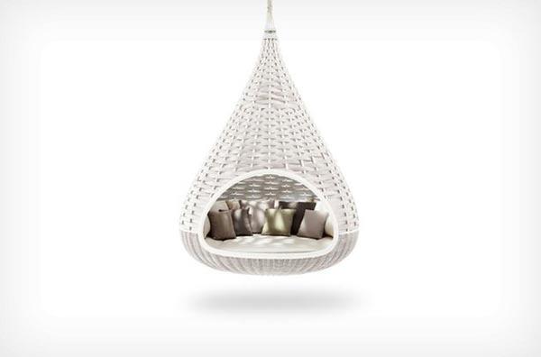 Hängendes Cocoon-Nest