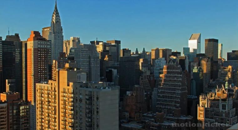 Timelapse: New York Day
