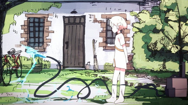 Feinstes Anime-Eye-Candy: R