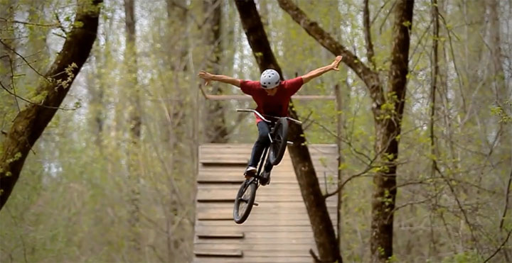 BMX-Action & Slowmotion: Nikulin Alexandr
