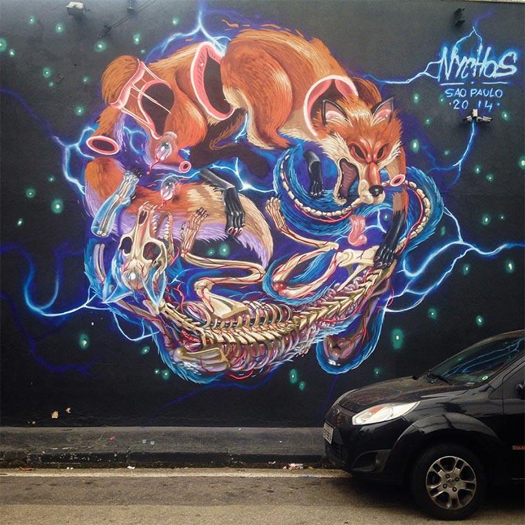 Street Art: Nychos Nychos_02