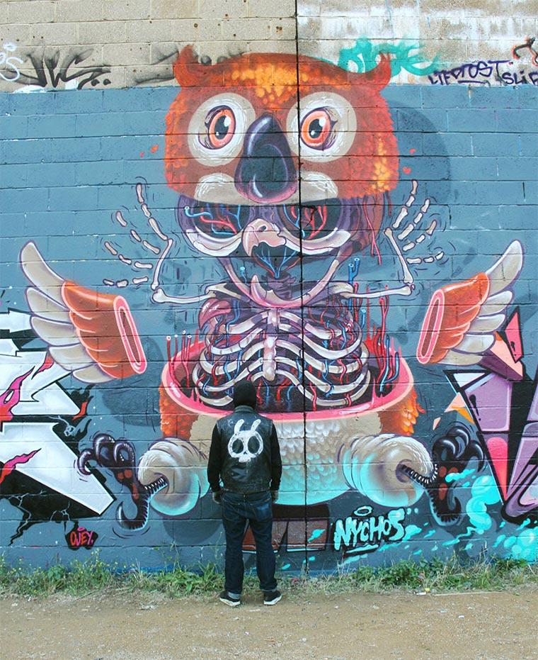 Street Art: Nychos Nychos_03