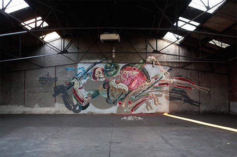 Street Art: Nychos Nychos_07