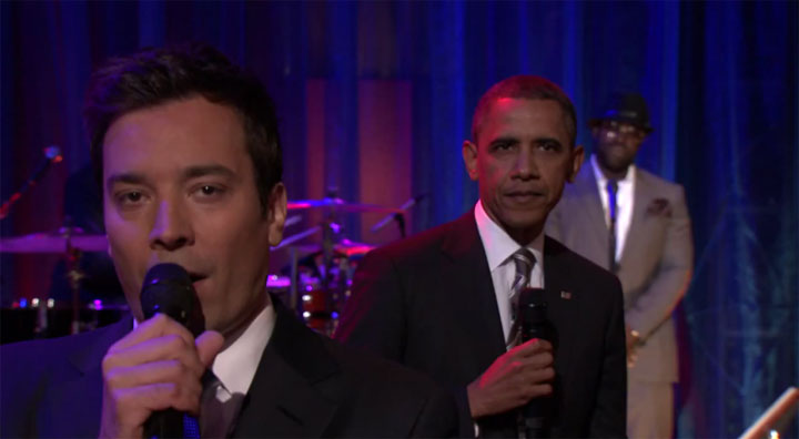 Obama ft. The Roots & Jimmy Fallon: Slow Jam