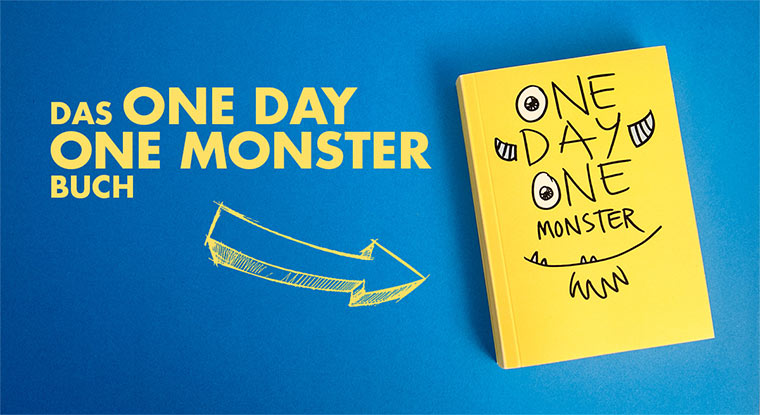 One Day One Monster
