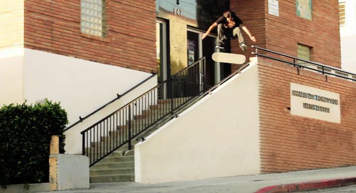 Timelapse & Skateboard: Open Horizon