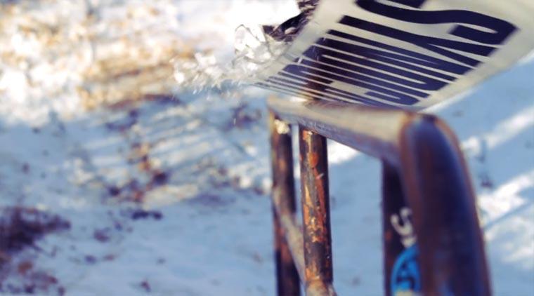Snowboard-Reel: Ozzy Henning