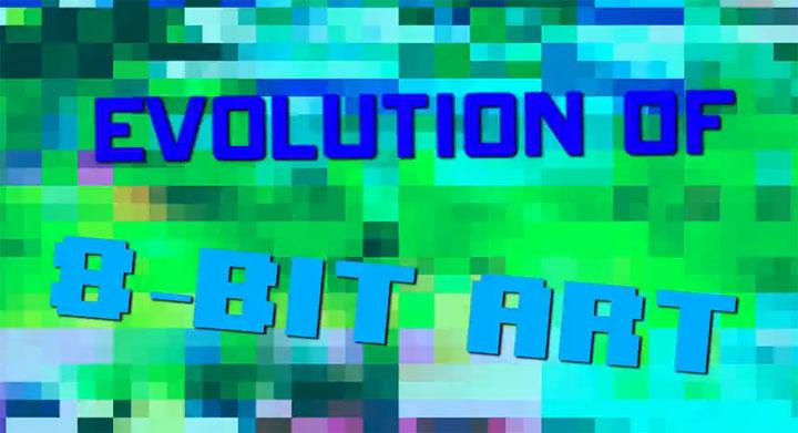 Dokumentation: 8-Bit-Art