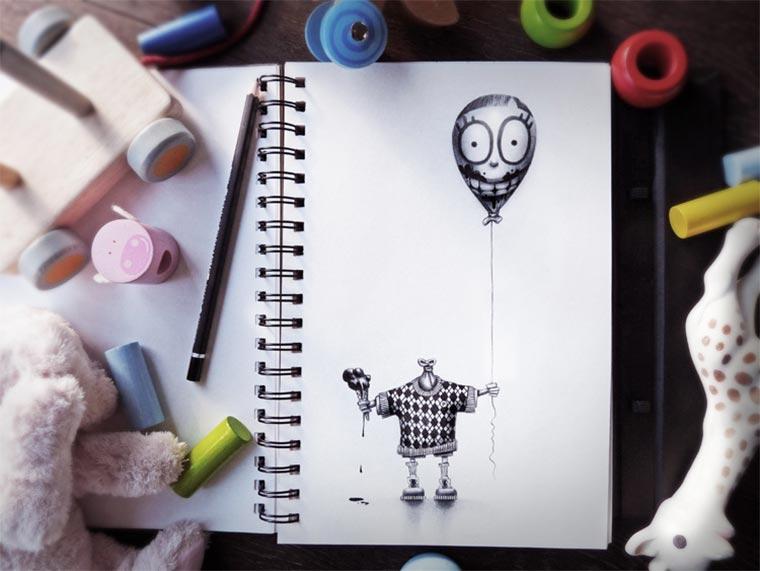 Zeichnungen: PEZ PEZ_02