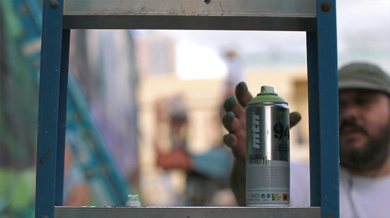 Graffiti: POW! WOW! HAWAII 2013