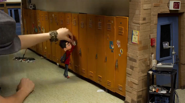 Stopmotion-stopmotioned: Making of Paranorman