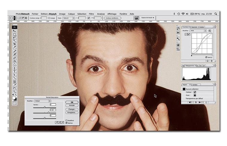 Photoshop-Spiegel
