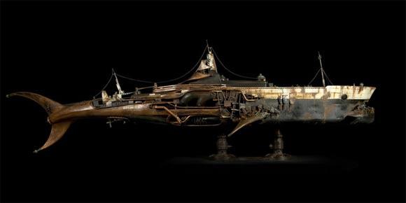 Skulpturen: Pierre Matter