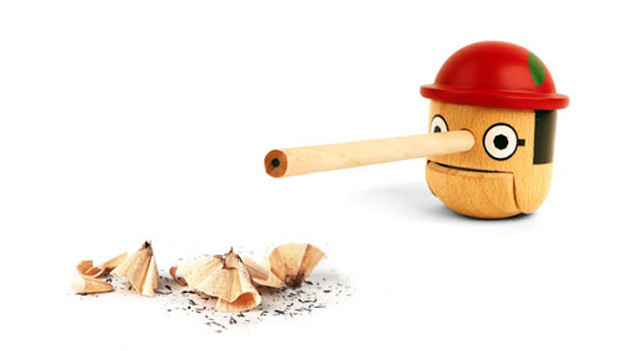 Pinocchio-Anspitzer