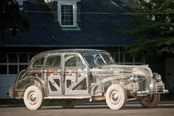 Das Geister-Auto