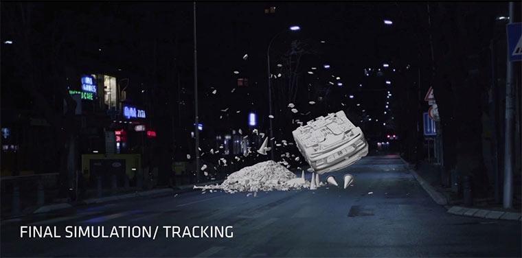 Car Crash VFX Breakdown