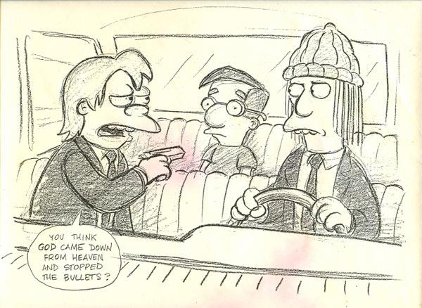 Pulp Simpsons