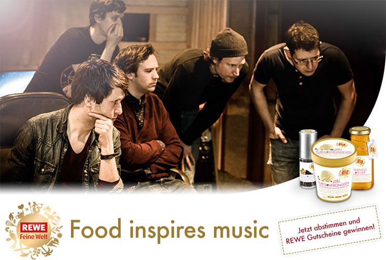 Wenn Lebensmittel zu Musik werden