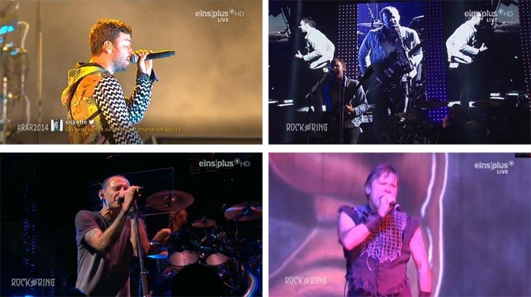 Rock am Ring: Auftritte von Linkin Park, Metallica, Iron Maiden & mehr