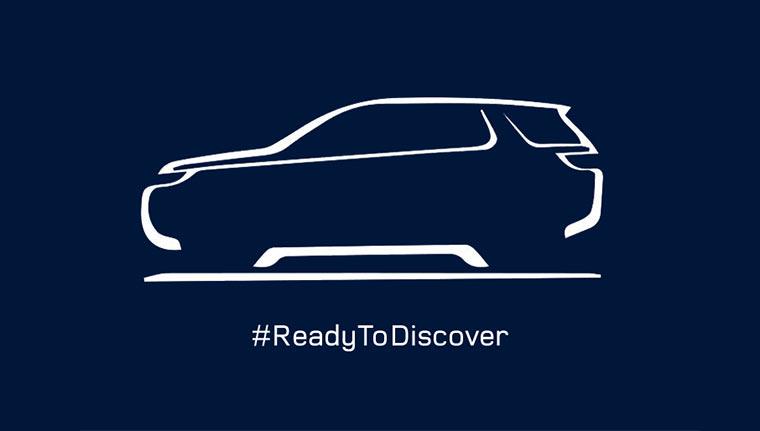 Bald landet der Land Rover Discovery Sport