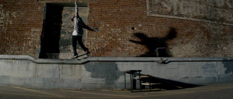 Red Bull Perspective – A Skateboard Film