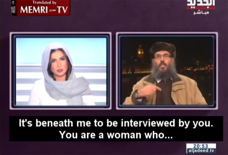 TV-Moderatorin schmeißt Islamist aus der Schalte Rima-Karaki