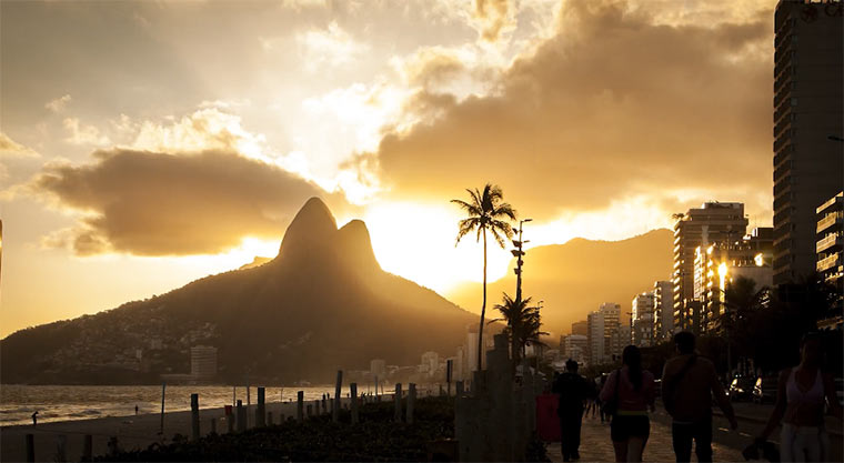 Timelapse: Rio On Move