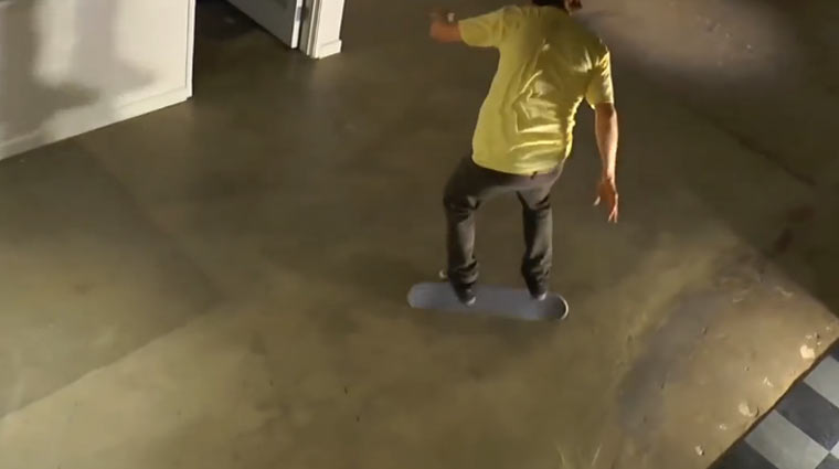 Skateboarding: Rodney Mullen