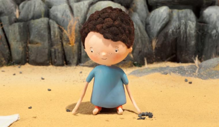 Animated Short: Sandy