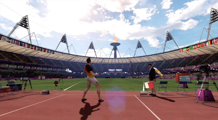 Trailer: Olympia 2012 – The Video Game