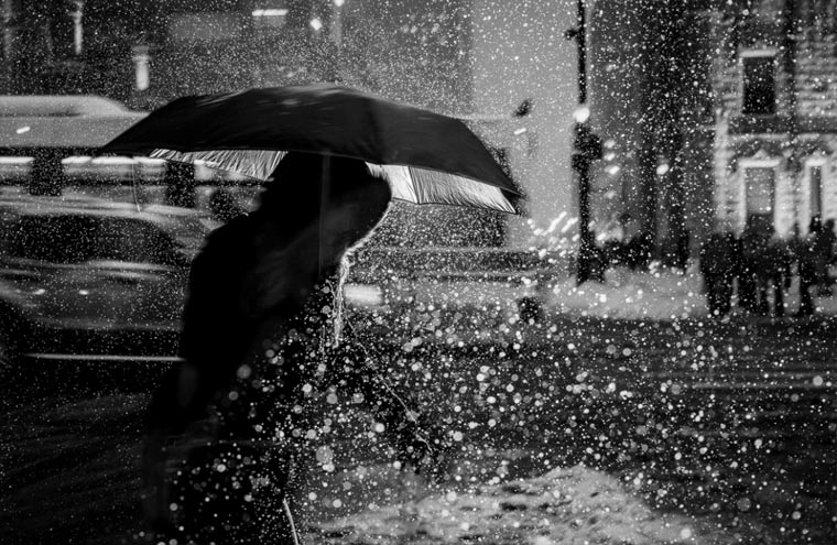 Schwarz-Weiß-Fotografie: Satoki Nagata