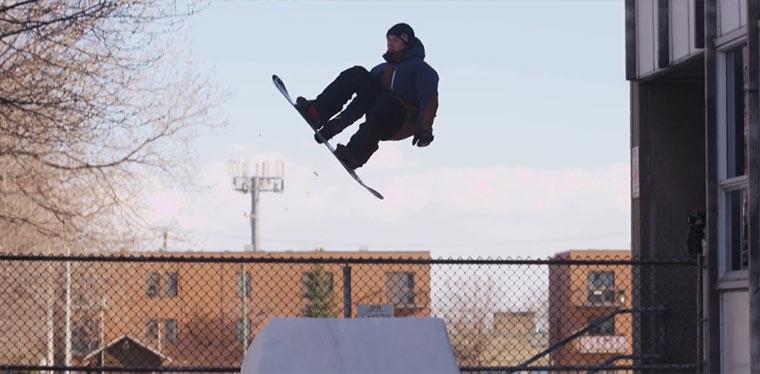 Snowboarding: Seb Toots