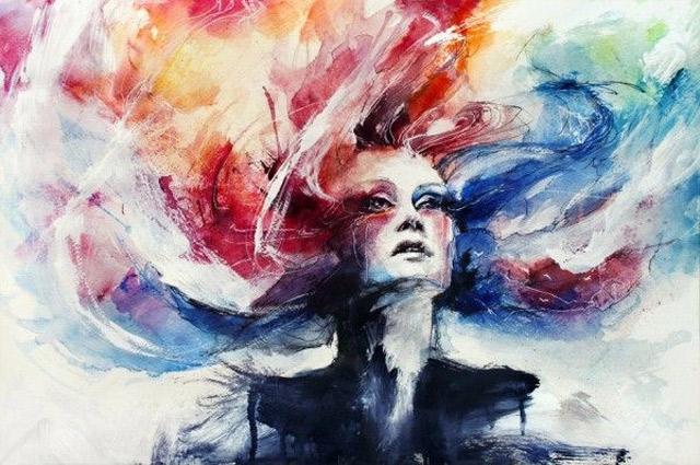 Wasserfarbmalerei: Silvia Pelissero