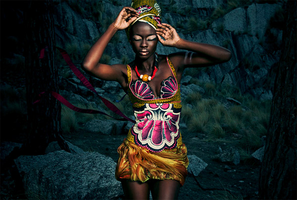 Fashion Fotografie: Sivan Miller