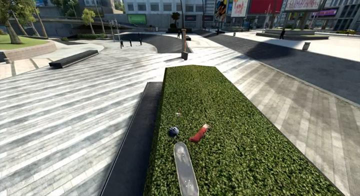 Skate 3: Glitches & Fun
