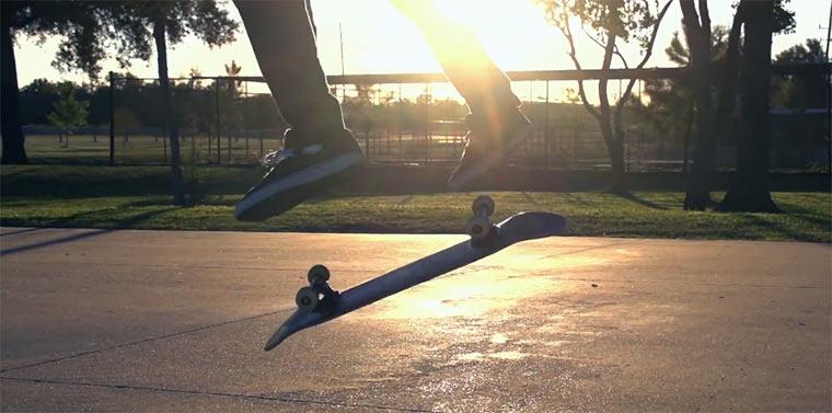 Slow Dayz 3: Epic Skateboarding