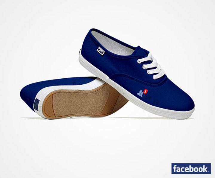 Social Media Schuhe