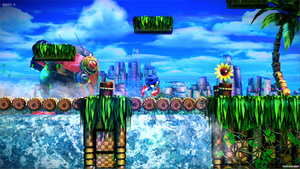 Awesome Fanmade Sonic Spiel