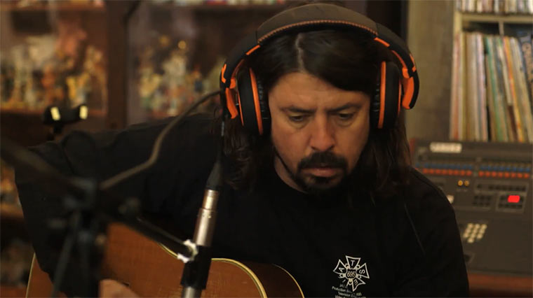 Foo Fighters: Albumdokureihe auf HBO