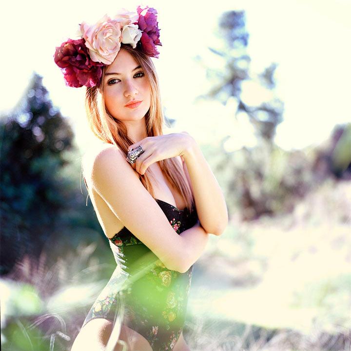 Fashion Fotografie: Sophia Alvarado