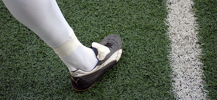 Der optimale Fußballschuh