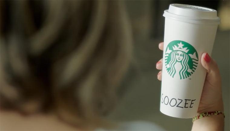 Wieso Starbucks deinen Namen falsch schreibt