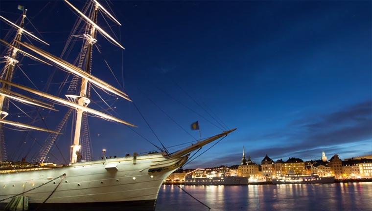 Stockholm in Motion